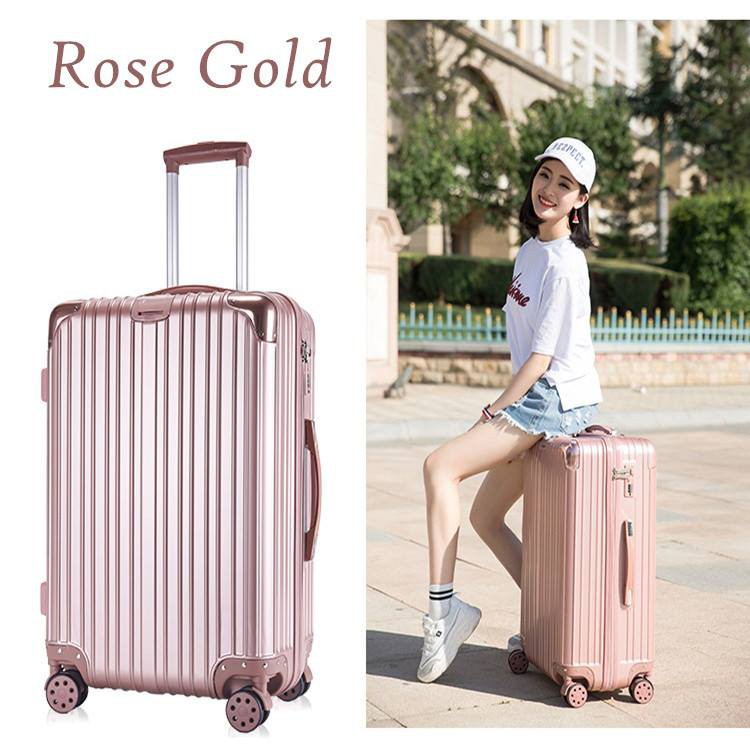 *Ready Stock*3 Colours 20 inch ABS Material Suitcase Travel Luggage Hard Case