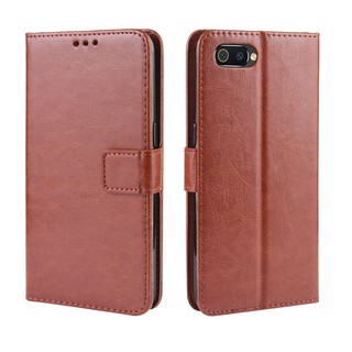Flip Case OPPO Realme C2 Case Wallet PU Leather Back Cover RealmeC2 C 2 Phone Casing