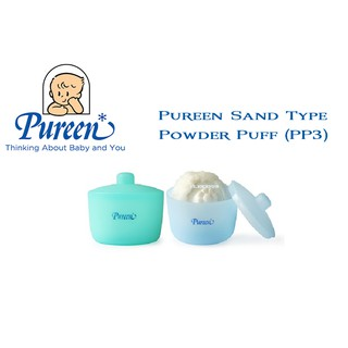 Pureen Premium Sand Powder Puff (PP4)