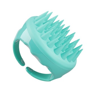 [LOCAL READY STOCK] EDGE FINGER SCALP BRUSH HAIR MASSAGE
