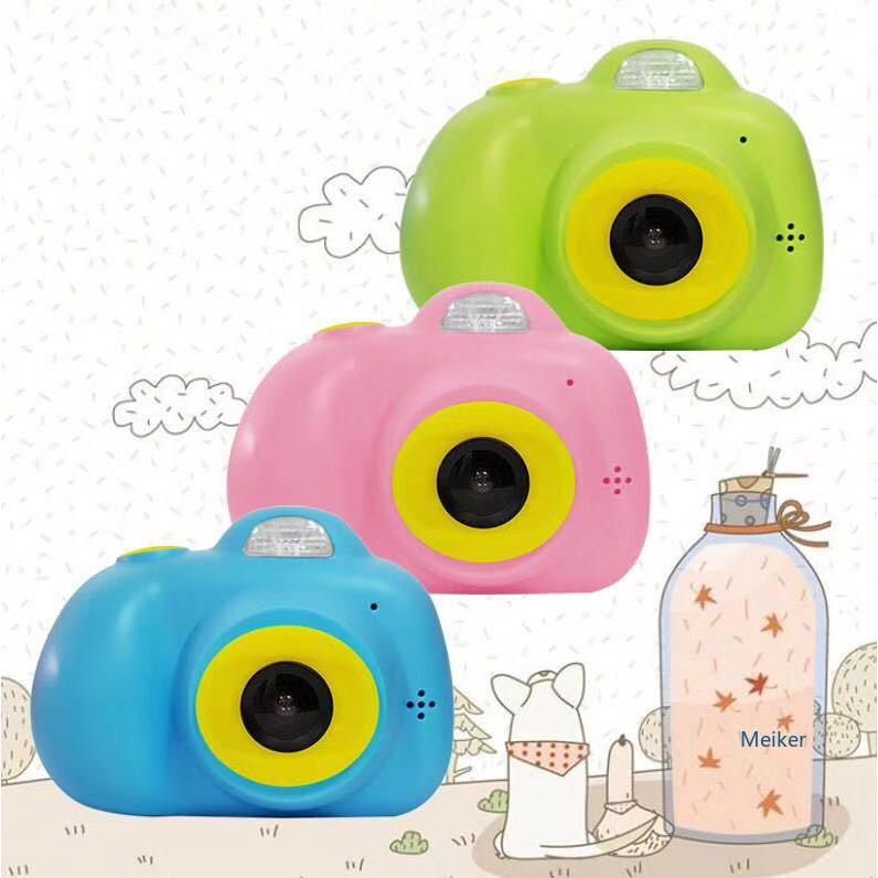 Original Hot Cute Children Digital Camera HD Mini Kids Camera 2 Inch Action Camera Best Gifts
