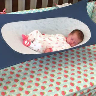 Baby Crib Detachable Portable Infant Safety Hammock