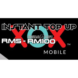 XOX Prepaid Reload/Instant Top Up || Chat First