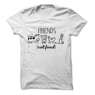 Men T shirt Vegan Shirt Vegetarian Animal Lover Friends Not Food Shirt Unisex