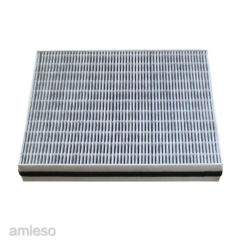 Lovoski Others Activated Carbon HEPA Filter Air Purifier Accessories Gray