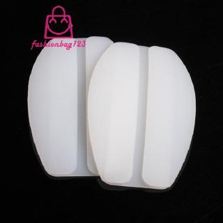 Ready Stock 2Pcs Silicone Non-slip Shoulder Pads Bra Strap Cushions Holder Pain Relief WTN7