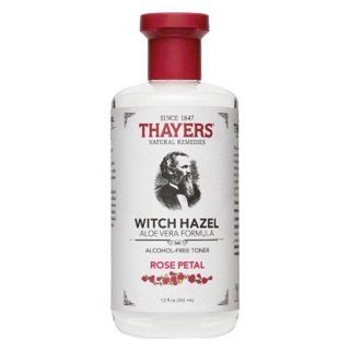 Thayers Witch Hazel with Aloe Vera Toner 355ml (7 types to choose)