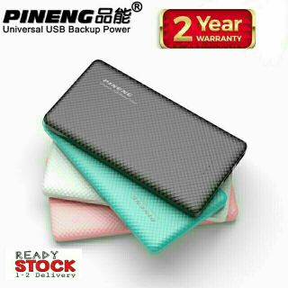 Ready Stock Hot 100% Original Pineng Power Bank PN-958 10000mAh