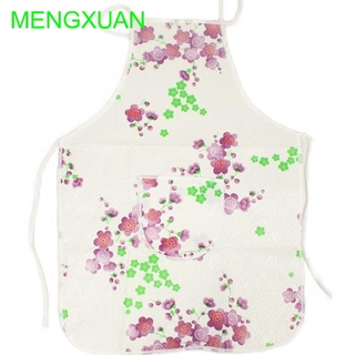 Useful 3Pcs Cooking Dress Lady for Picnic Barbecue Women's Apron