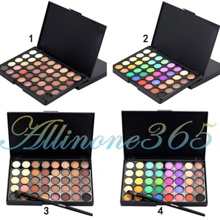 [Lowest price pro]40 Colors Beauty Eyeshadow Palette Maquiagem