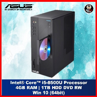 Asus Pro D641MD-I58500012T Desktop MINI PC