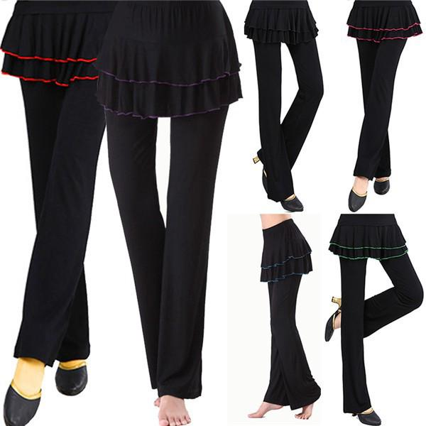 Muslim Pyjama Pants Plus Size Yoga Sports Casual Women Dance Wear