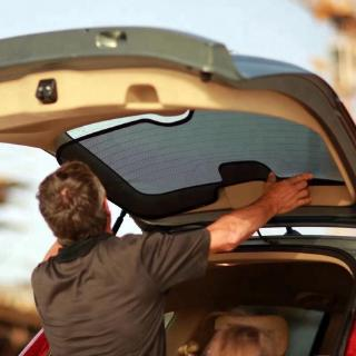 PRIME Custom Fit Rear Windscreen BMW X3 2018- Rear Sunshade