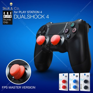 Skull & Co. Elite Master Thumb Grip Exclusive for PS4 DualShock 4 Controller