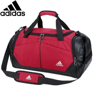 ADIDAS Gym Dry Wet Separation Men Women Training Sports Sling Portable Travel Yoga Swimming Fitness Bag Beg