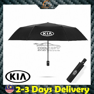 Nexus Car KIA Umbrella One Button Windproof Vented Umbrella