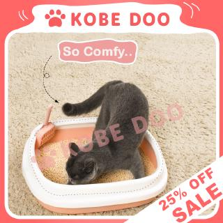 READY STOCK Premium Cat Litter Box [Multiple Sizes]