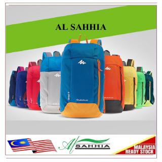11W2 Al Sahhia 10L Travel Beg Bagpack Large Capacity School Sport Bag
