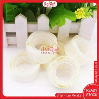 Ready stock - Dot Stick Balloon Glue. Dot Glue, Dot Stick. Balloon Tape Stick Gam Tampal Balloon