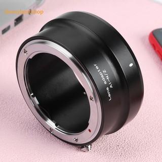 「domybestshop」 AI-NZ Lens Mount Adapter Ring for Nikon AI to NZ Mount Mirrorless Camera