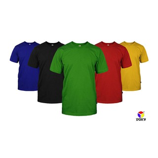 BOXY Microfiber Round Neck T-Shirt For Men's and Women's