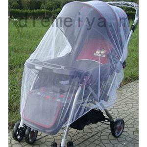 Drop Shipping Outdoor Baby Infant Kids Stroller Pushchair Mosquito Insect Net Mesh Buggy Cover
