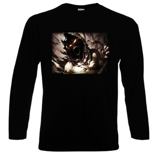 Ready Stock Mens Men T-Shirt Disturbed 6 Metal Skirt Long Heavy Metal Rock And Roll Sports T Shirt