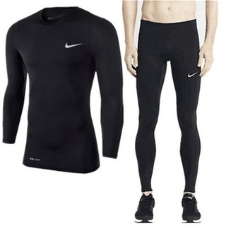 ▩Running short sleeve T-shirt male workout clothes drier high-elastic tight training render pants long shirts suit