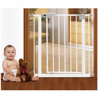 (U-baby) baby safety gate (White colour)
