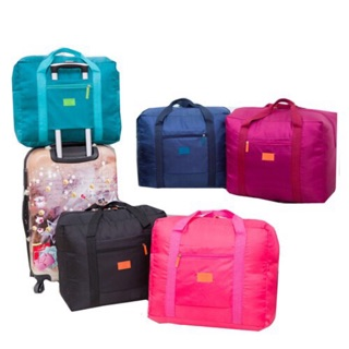 《Mega Deal》Travel Bag Foldable Waterproof Luggage Organizer Bag Tote Duffel Bags