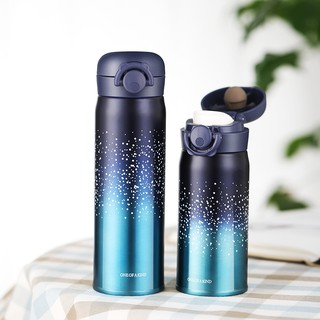 SWEEJAR Thermos Cup Bottle Steel Termos Cup Vacuum Thermal flask Hot Water Insulation Barrel