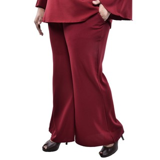 6679 [VIEW] PLUS SIZE MUSLIMAH All-Season Boot Cut Pant (XL-3XL)
