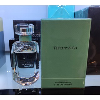 Tiffany & Co Tiffany coty cooperation with the same name diamond perfume 50/75ml