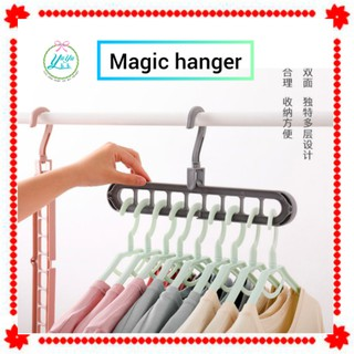 hanger clothes ⭐️ buy 4 free 1 ⭐️ Ready store
