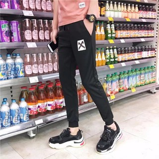 Sports pants, men's pants, thin section, loose mouth, small feet, pants, casual