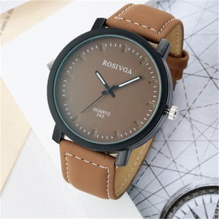Men and women students watch Harajuku style simple fashion tide watch scrub belt lovers watch