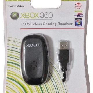 Xbox 360 Wireless Gaming / PC Receiver for PC