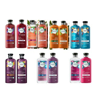 HERBAL ESSENCES SHAMPOO/CONDITIONER 400ML