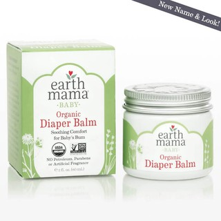 Earth Mama Organic Diaper Balm 60ml