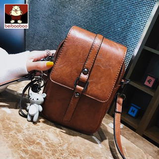 ◑◈North small bag female 2019 new leisure web celebrity worn joker black ins fashion one shoulder