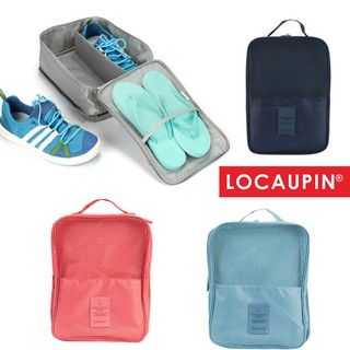 Locaupin Portable Travel Shoes Storage Bags