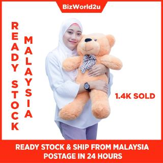 100cm/1m 5 colour Big Teddy Bear Plush Toys Doll / Teddy Bear Besar