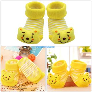 FOR 16 Type Baby Cotton Cartoon Socks Newborn Anti Slip Floor Wear Socks Kids Clothes Sport Shoes Suit