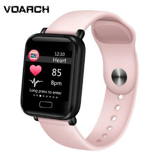 VOARCH Smart Watch Men Women Heart Rate Blood Pressure Health Monitor Pedometer Sport Fitness Watch Kid for Android IOS