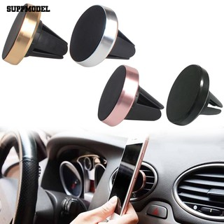 Universal Magnetic Air Vent Car Phone Bracket Cradle