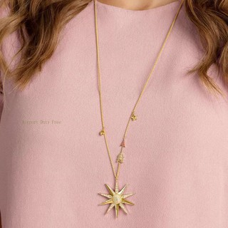 【Ready stock】New Swarovski Lucky Star Glow Necklace in 2019 Swarovski Crystal Element Star Star Pendant Female 5461784
