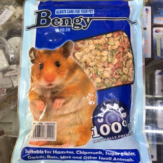 Bengy Hamster Barley Oats (300g)