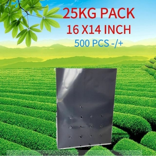 Premium Quality UV Poly Bag Polybag 25kg 16X14 INCH for Chili (Made In Malaysia)