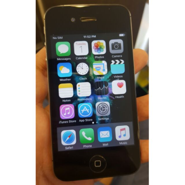 Second Hand Apple Iphone 4 16GB