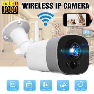 Wireless WIFI IP Camera 1080P HD Network Cam CCTV In/Outdoor Home Security IR